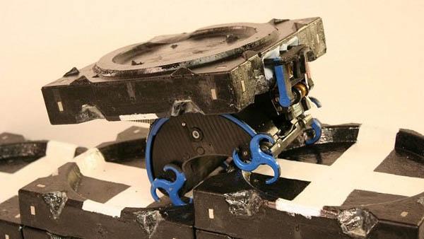 Termes Project Kali Construction Robots