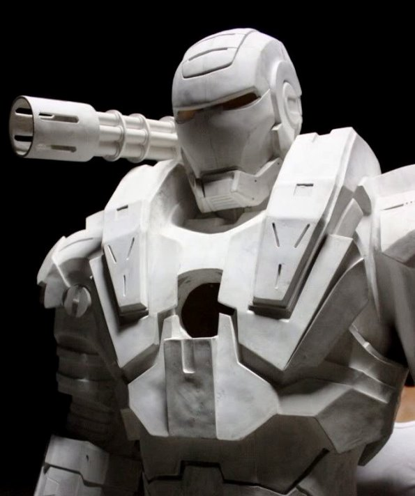 War machine cast white 1