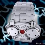Warped LED Watch 1