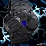 Warped LED Watch 2