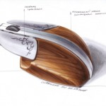 Wood and Metal PC Mouse 4