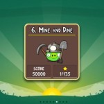 angry birds mine and dine android update