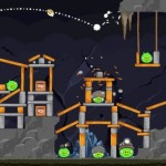 angry birds mine and dine update