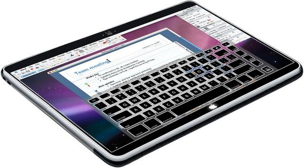 apple tablet innovation