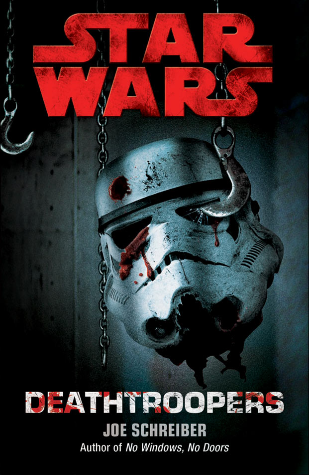 death troopers audio book
