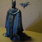 dark knight origami