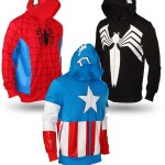fathers day gift ideas marvel superhero hoodie 2011
