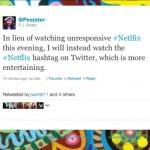 netflix services twitter down