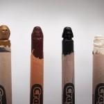star-wars-characters-crayon-carvings