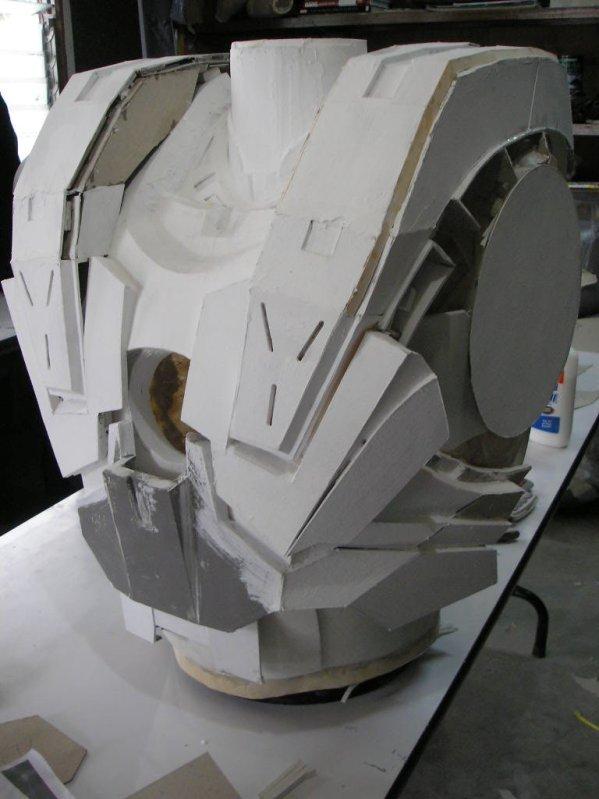 torso front