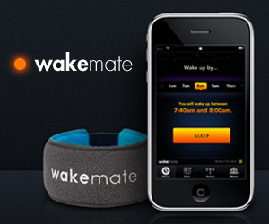 wakemate sleep bracelet accessory
