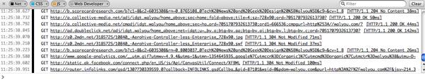 Firefox 4 Web Console
