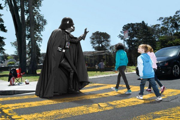 Adidas Darth Vader Crossing Guard