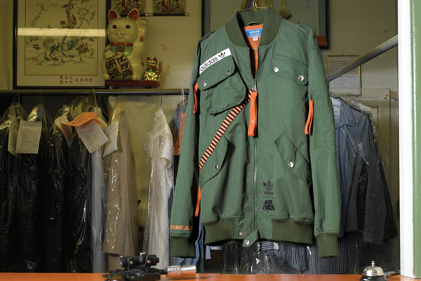 Adidas Hoth Flight Jacket