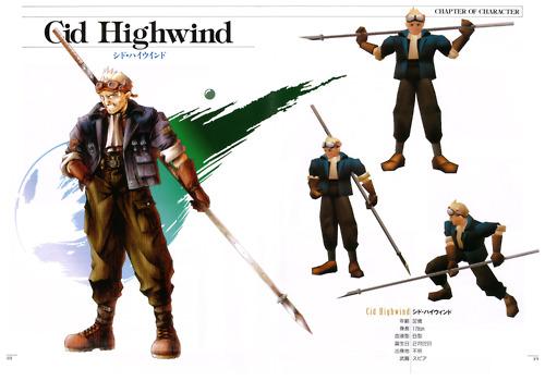 Cid-Final_Fantasy