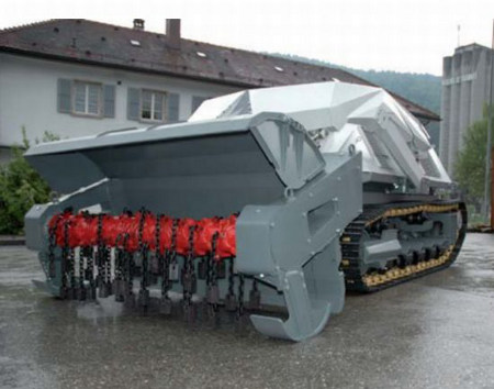 Digger D-3 Landmine Detonating Tank