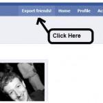 Facebook-Google-export