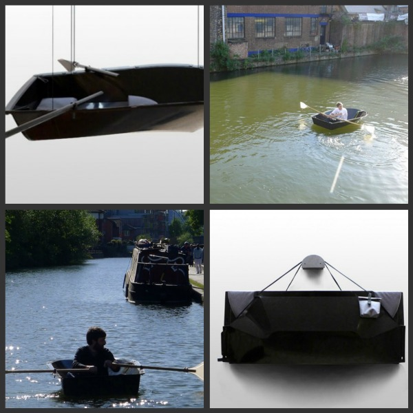 Foldaboat Folding Rowboat