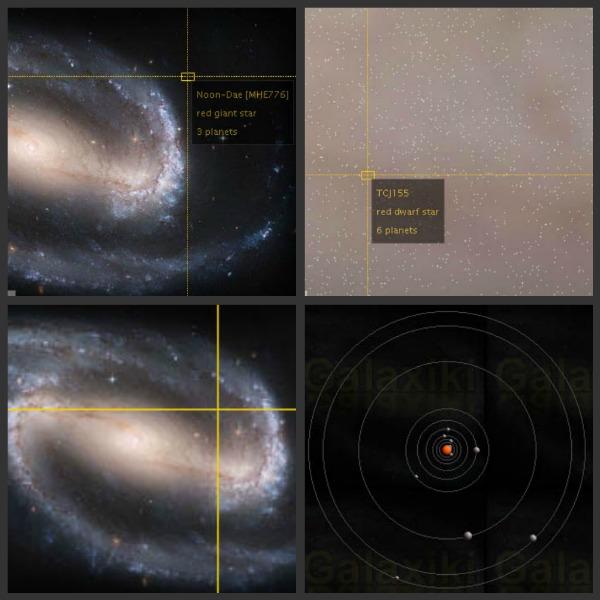 Galxiki Galaxy Browser