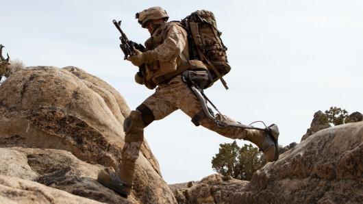 HULC Load Bearing Exoskeleton