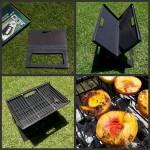 Hotspot Folding Notebook Grill