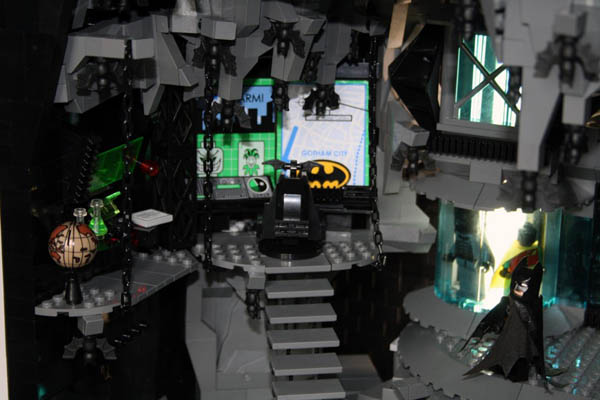 LEGO Batcave 3