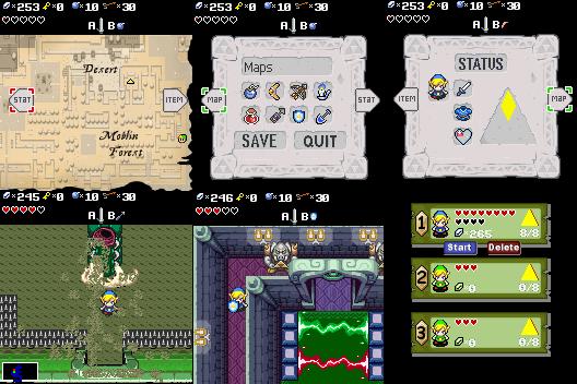 Legend of Zelda Remastered