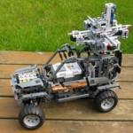 Lego Street View Car 1