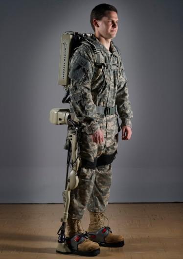 Lockheed-Martin HULC Military Exoskeleton