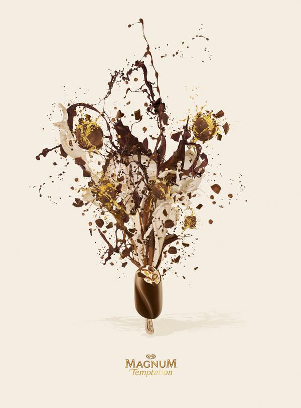 Magnum Chocolate Explosion