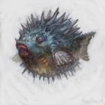 Mario Porcu-puffer Scary
