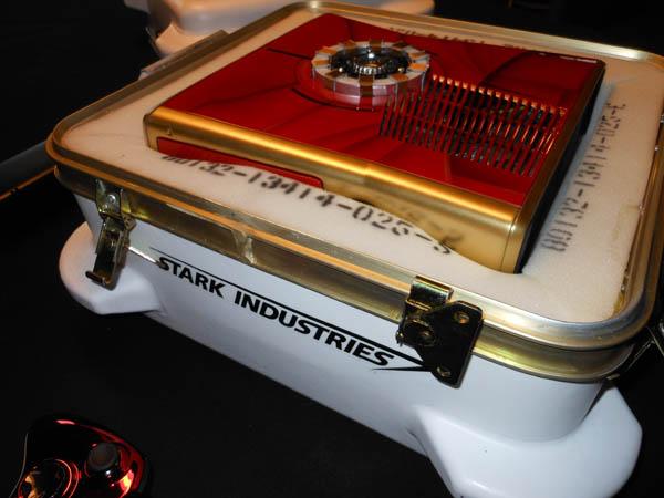 Mark Bongo Iron Man 360 Case Mod