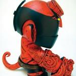 Munny Hellboy 4