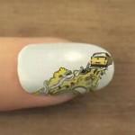 Picanto Nail Art Animation 4