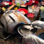 Portal 2 Space Core Cake Slicing