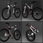 Sorena Folding Bicycle