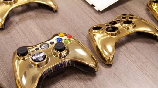 Star Wars Xbox 360 C-3PO Controller
