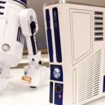 Star Wars Xbox 360 R2-D2 Console