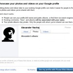 google plus picassa integration