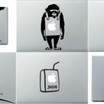 studio m macbook decals