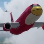 Angry Birds Aircraft 1