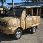 Bamboo Cane Auto Art
