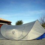 Camping Tent Car Cover