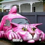 Cat Auto Art