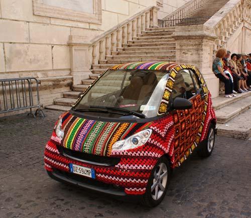 Crochet Auto Art