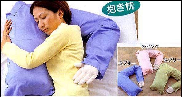 Female pillow