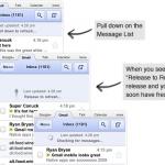 Gmail update 1