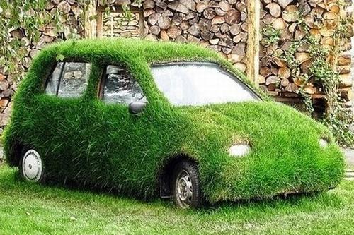 Grass Auto Art