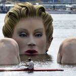 Hamburg Water Woman 1