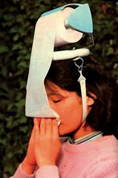 Instant tissues